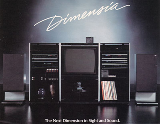Dimensia - The Next Dimension in Sight and Sound