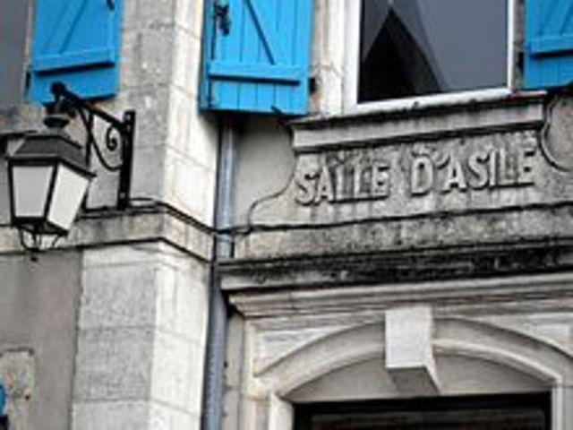 """Visita de D.F.Sarmiento a las """"Salles d´asile"""" francesas"""
