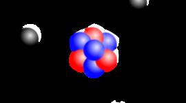 Model of an Atom timeline