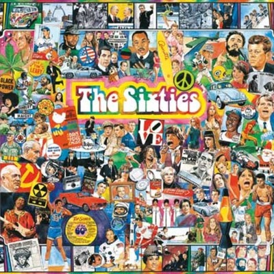 Sixties with a Twist timeline