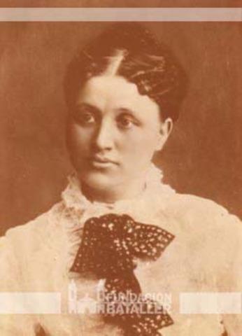 Sarmiento, Fanny Wood, Fanny Dudley y el primer intento de creación de Jardines de infantes en Capital Federal