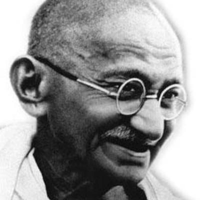 Mahatma gandhi by Aditya and Jae Kyung timeline