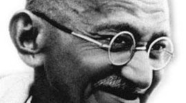 Mahatma Gandhi by Aaryan & Kimberly timeline