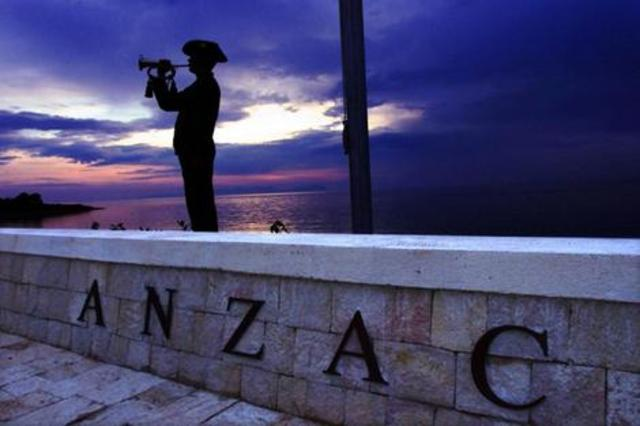 1916 ANZAC Day