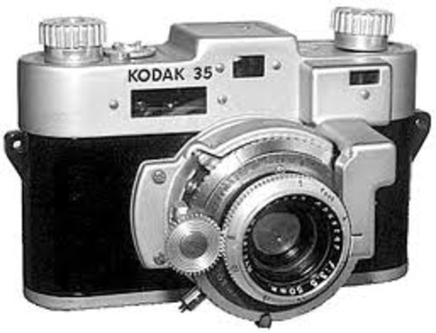35mm camera was released