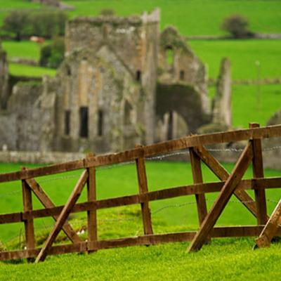 Den Irske historie timeline