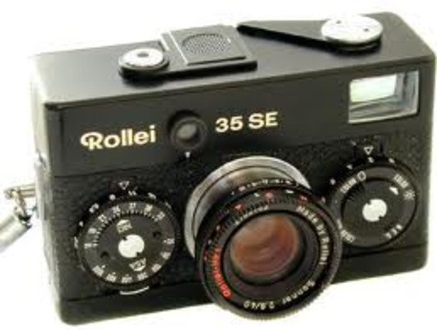 35 mm camera was released