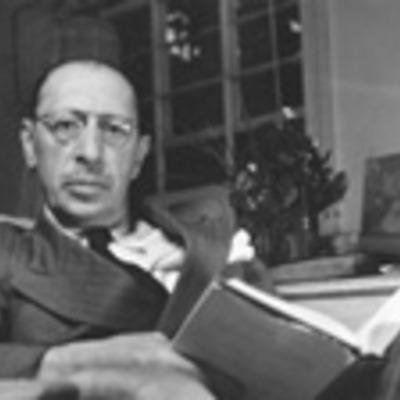 The revolutionary early music of Igor Stravinsky. timeline