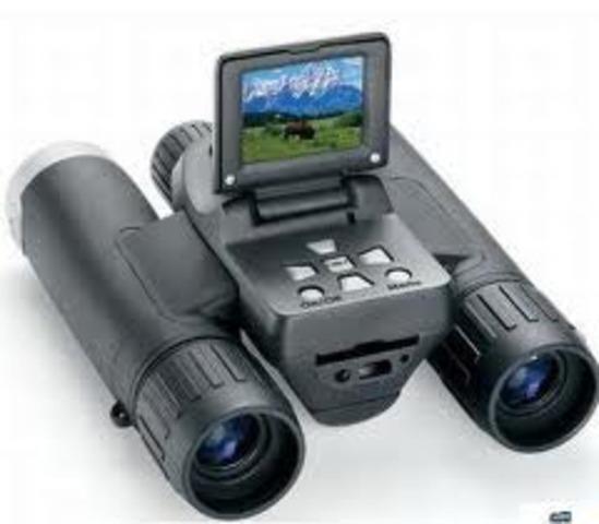digital camera was daigned