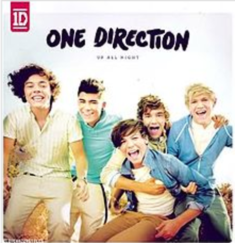Up all night released.