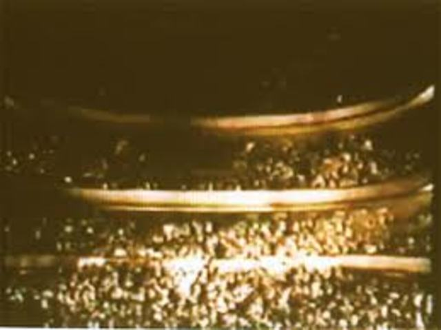 """Riot at Parisian performance of """"The Rite of Spring."""""""