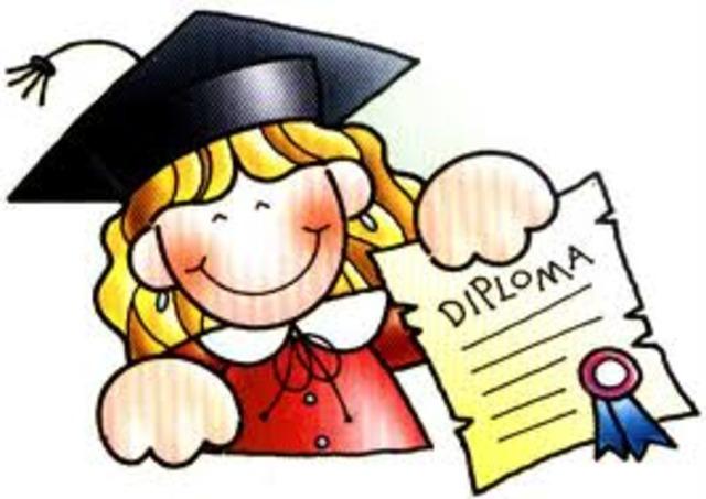 Graduación 5 de primaria :D