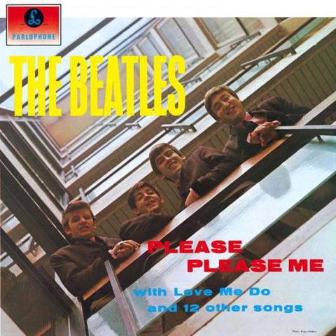 Beatles first album