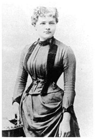 Maria Sklodowska est née