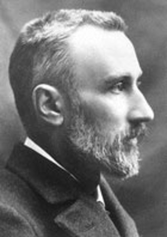 Marie a rencontré Pierre Curie