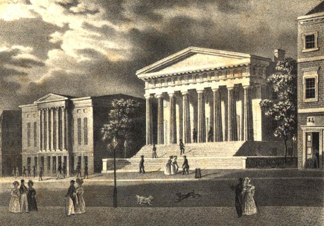 Jackson attacks the Second U.S. Bank