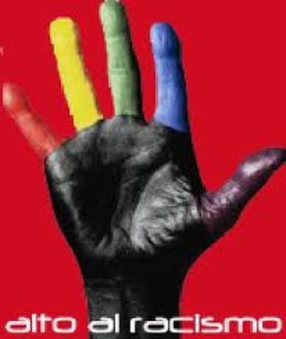 Convención Internacional sobre la Elimainción de todas las Formas de Discriminación racial