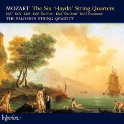 """Els quartets """"Haydn"""", de Mozart"""