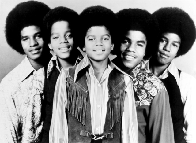 The Jackson 5 was introduced to the music industry