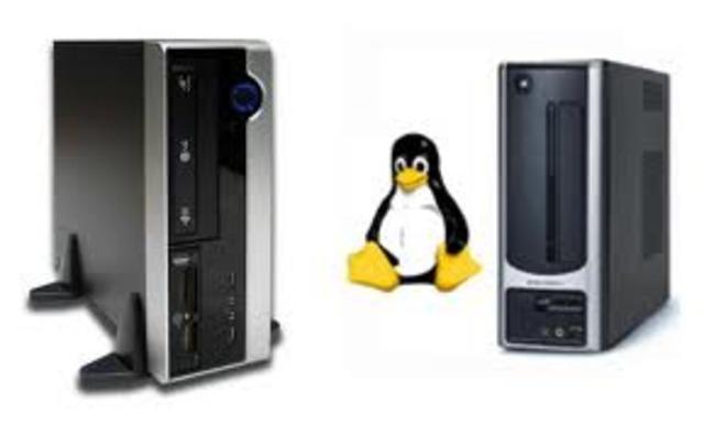 Linux usado en ---->