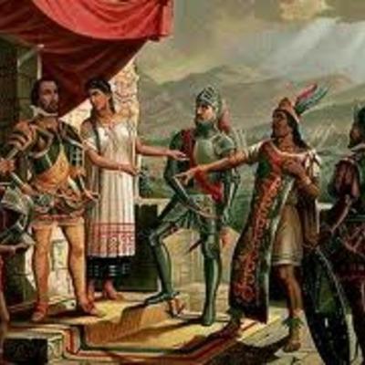 Los Aztecas, elaboró: Zaira Eli Olascoaga Sarabia timeline
