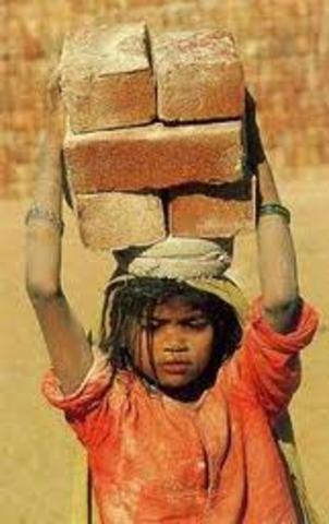 1999Convenio 182 de la OIT sobre las peores formas de trabajo infantil