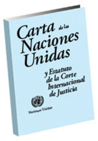 Carta de la Organización de las Naciones Unidas ONU
