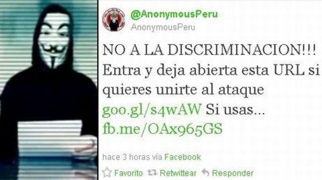 """Primeros """"ataques"""" contra la discriminación racial"""