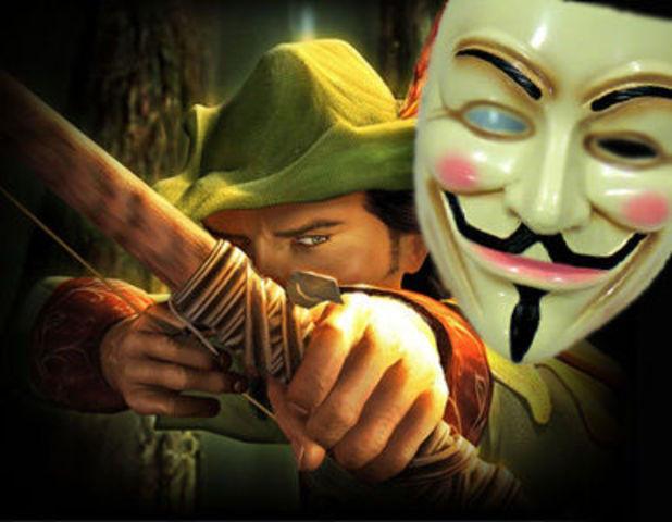"""Operación """"Robin Hood"""""""