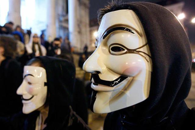 Interpol es Hackeada por Anonymous