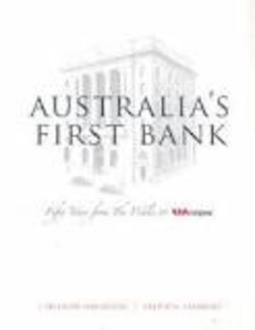 Australia's first bank.