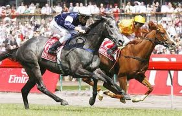 first Melbourne cup public holiday