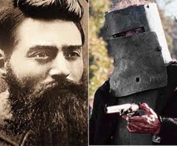 Ned Kelly Hanged