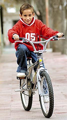 1era bicicleta