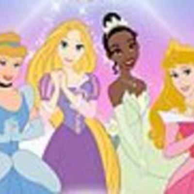 Disney Princesses timeline