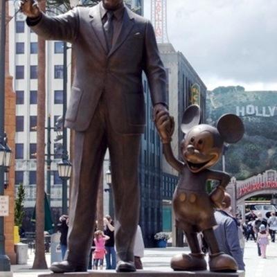 Walt_Disney by Julia timeline