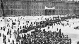Imani's Russian Revolution Project timeline