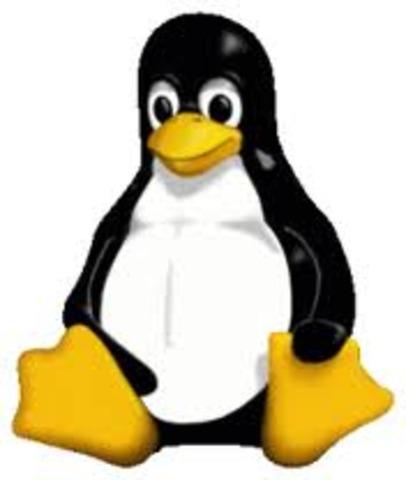 Se crea el logo para Linux