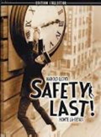 Safety last