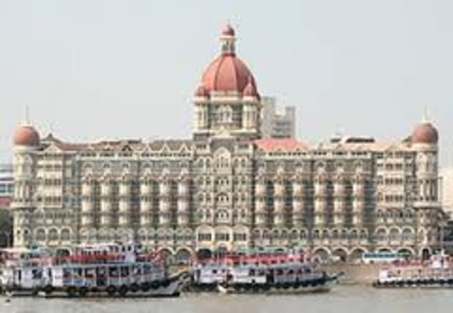 The Indian Hotels Companyis incorporated to set up theTaj Mahal Palace and Tower,India's fi rst luxury hotel,which opened in 1903.