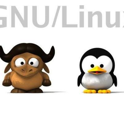 sotware libre GNULINUX timeline