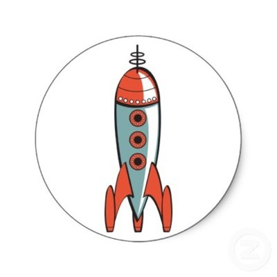 The History of Rocketry by 4Lu timeline