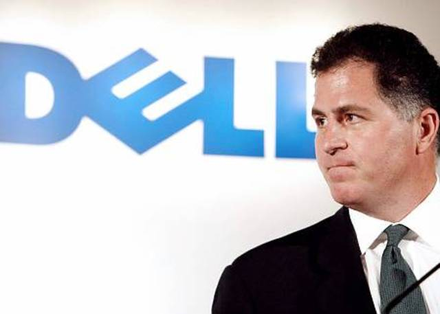 Michael Dell is born