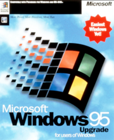 "Windows95 becomes a ""legacy item"""