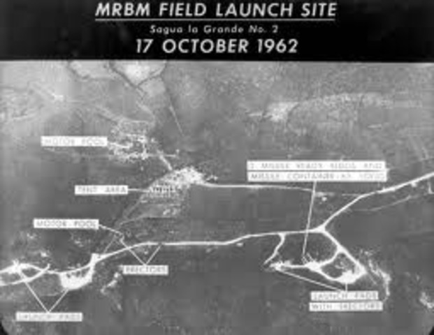 Cuban Missile Crisis Culminates in US Naval Blockade of Cuba