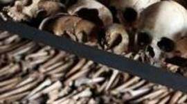 Rwandan Genocide: Between April and June 1994, an estimated 800,000 Rwandans were killed in the space of 100 days. timeline