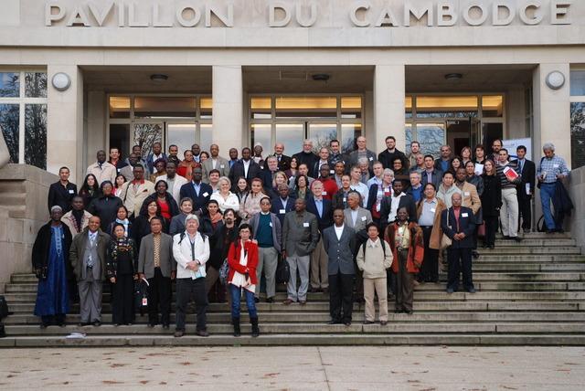 Fundación del FIP en Conferencia Internacional