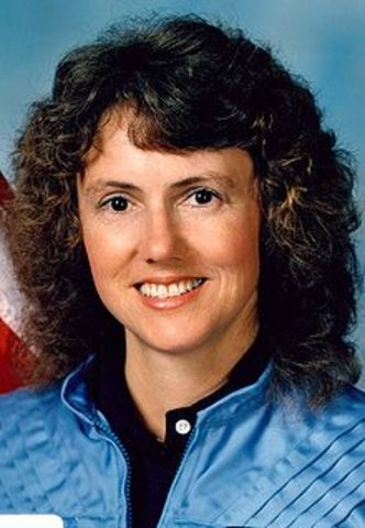 First Educator involved in orbital mission