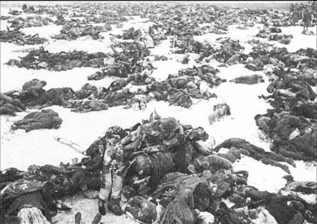 Battle of Stalingrad Ends