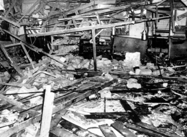 birmingham bombing Bombs planted in two birmingham city centre pubs killed 21 people in november 1974.